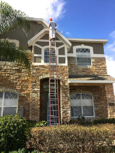 Orlando Exterior House Painting Part 88