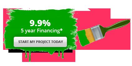5 year financing