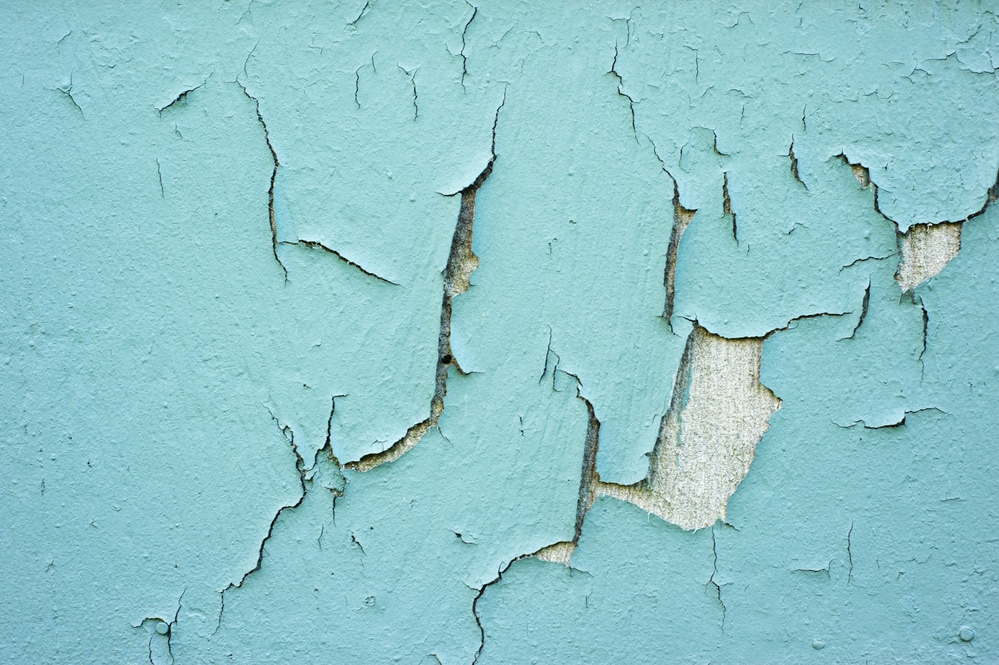 Common Reasons Your Paint is Cracking