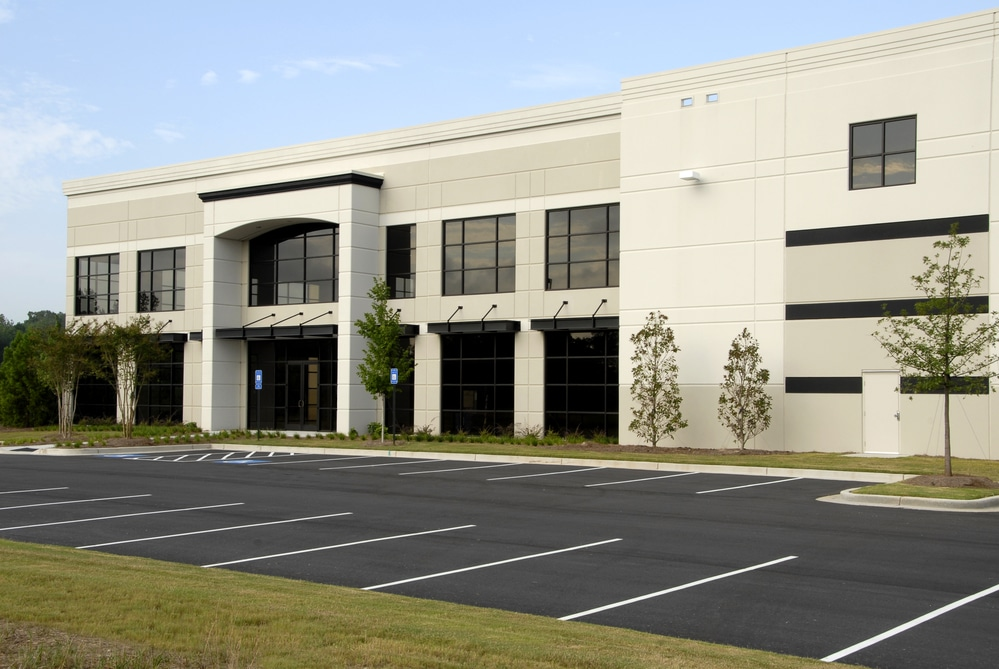 What Paint Finish is Right for Your Commercial Building?