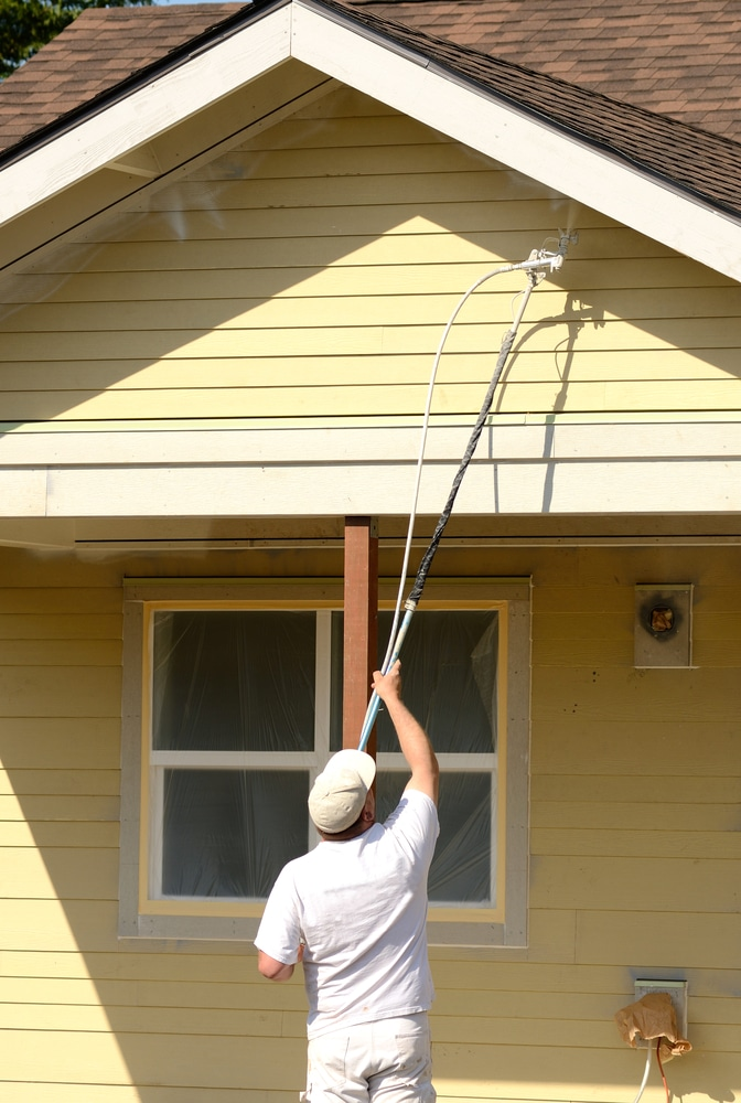 What Time of Year is Best for an Exterior Painting?
